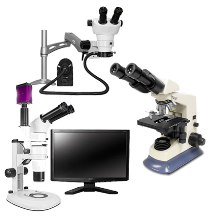 Inspection Microscopes & Magnification