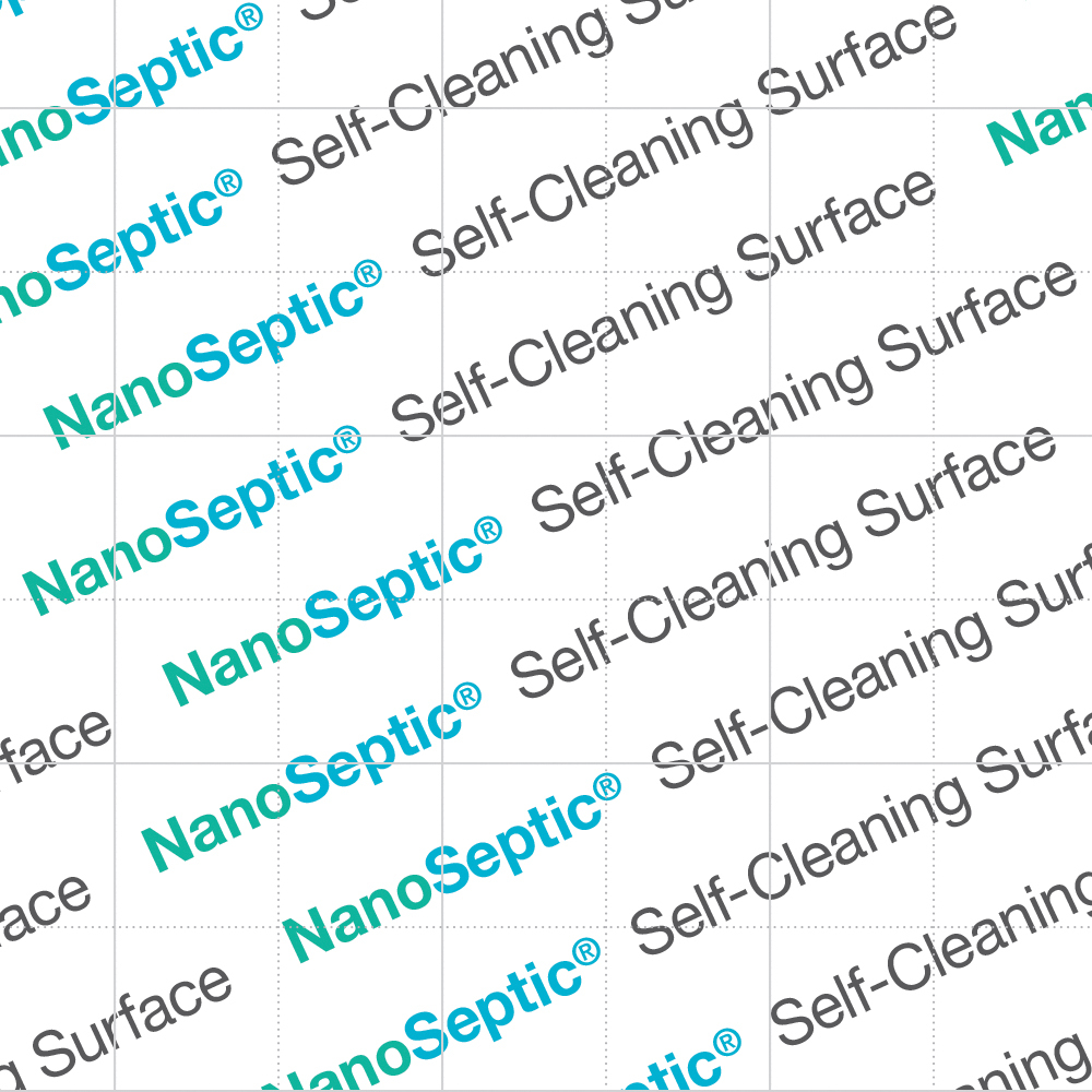 NanoSeptic Self Cleaning Surfaces