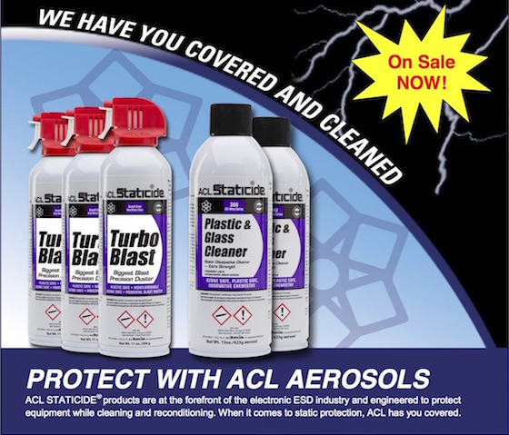 ACL Blaster and Glass Cleaner