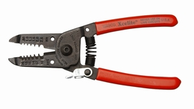 Xcelite 105SCGV 6 inch Stripper and Cutter with Spring and Lock