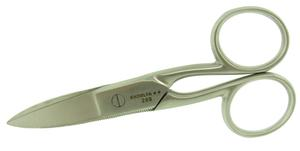 Excelta 299 5inch Straight Stainless Steal Scissor