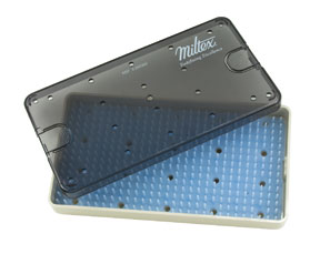 Miltex 3-200300 Sterilization Trays, Single Layer