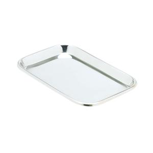Miltex 3-929 Non-Perforated Mayo Trays, 17in. x 11-5/8in. x 3/4in.