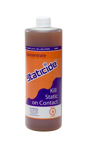 ACL 3000Q Staticide Original Concentrate 1qt.
