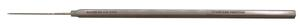 Excelta 330A 6 Inch Stainless Steel Straight Probe With .10 Inch Tip