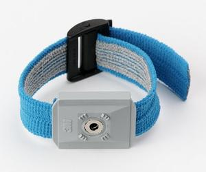 Fabric Wrist Band-ESD-3M 2368VM-Dual Conductor-Adjustable