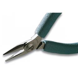 Erem 544D Flat Nose Pliers With Serrated Edge