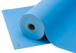 ACL 6212472 SpecMat Light Blue Homogeneous Pre-Cut Mat 24in. x 72in.
