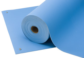 ACL 62300 SpecMat Light Blue Homogeneous Roll 30in x 40ft