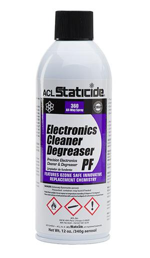 ACL 8601 Electronics Cleaner Degreaser PF 12oz