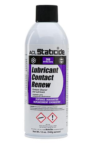 ACL 8606 Lubricant Contact Renew 12oz.