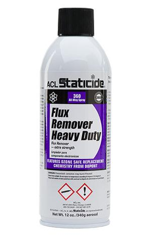 ACL 8620 Heavy Duty Flux Remover 12oz.