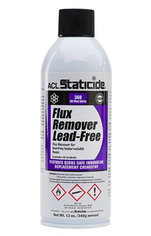 ACL 8622 Lead-Free Flux Remover 12oz.