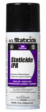 ACL 8625 Staticide IPA Pure Anhydrous Isopropyl Alcohol