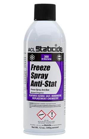 ACL 8660 Anti-Stat Freeze Spray 15oz.