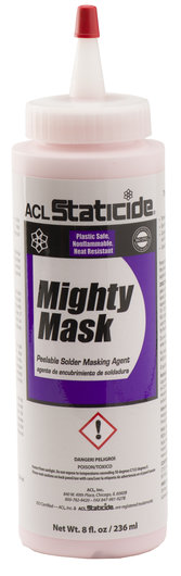 ACL 8691 Mighty Mask Peelable Solder Mask 8oz.