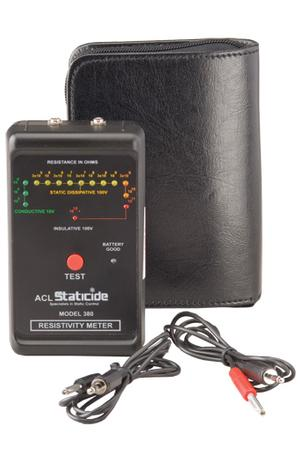 ACL 380 Resistivity Meter with Carrying Case
