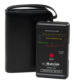 ACL 395 Resistivity Meter with Carrying Case