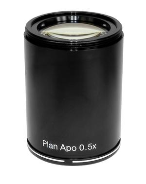 Scienscope CMO-LA-05A E-Series 0.5X Apo Plan Objective Lens