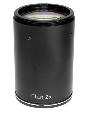 Scienscope CMO-LA-20 E-Series 2X Plan Objective Lens