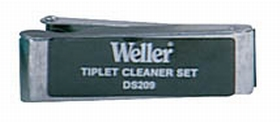 Weller DS209 Tiplet And Cleaner Set For DS2000