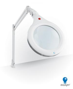Daylight U22080 Ultra Slim White Magnifying Lamp XR (1.75x 28 watt)