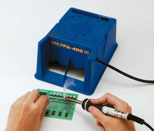 FA400-04, ESD Smoke Absorber, Bench Top Hakko
