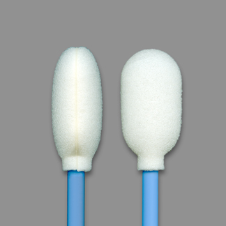 FoamTec HT1000 CleanWIPE 6in Large Oval Foam Swab