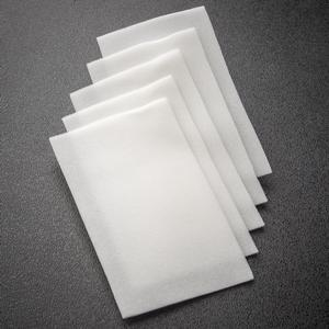 FoamTec HT4236 CleanWIPE 3 x 5 x 0.109in Medical Grade Polyurethane Foam Wiper