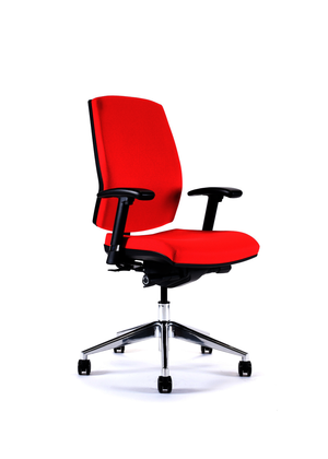 GK Alpha Series Desk Height Chair