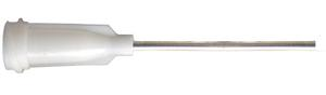 Jensen Global JG17-1.0 17 gauge 1in IT Dispensing Tip White 1000/Bag