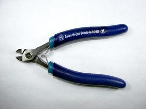 Swanstrom M509E Bull Nose Semi-Flush Cutter. Medical Grade