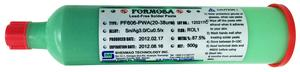 Shenmao PF606-PWA-T4T Type 4 SAC305 Lead-Free Water-Soluble Solder Paste 600g Tube