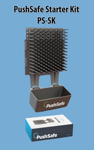 PS-SK, PushSafe Starter Kit for Elevators