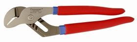 Crescent R210CV 10inch Tongue and Groove Pliers With Straight Jaws And Cushion Grips