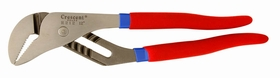 Crescent R212CV 12inch Tongue and Groove Pliers With Straight Jaws And Cushion Grip