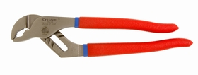 Crescent R410CV 10inch Tongue and Groove Pliers With V-Jaw And Cushion Grip