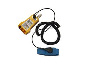 Static Solutions SP-102 Earth Ground Checker With WS-1020