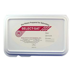 SS-NT1-77 Select-Sat Custom Solvent Cleanroom Wipers – 7×7