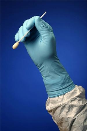 TechNiGlove STN2005B XX-Large Sterile Blue Nitrile Gloves