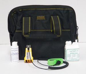 Static Solutions TB-15631 ESD Safe Tool Bag With SP-101 and WS-1020
