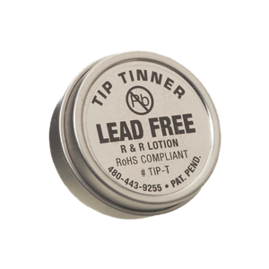 Tip-T, Tip Tinner, Lead Free, RR Lotion