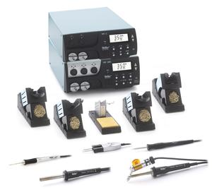 Weller-WR5000M-Hot Air-Desoldering/Soldering Rework System-Multi-Channel