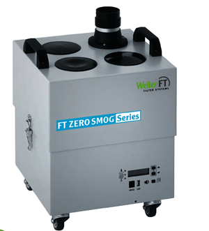 Weller zero Smog® 4V Fume Extraction T0053662299N