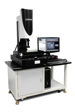 Scienscope-Video Measurement System-XT-2000 VME