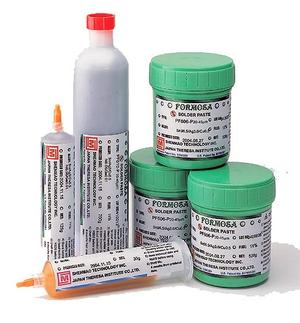 Shenmao SH-6388WA-T3T Type 3 Sn63/Pb37 Water-Soluble Solder Paste 600g Tube