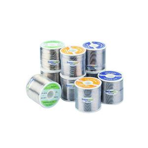 Shenmao RH63RW-031 1.1lb Spool Sn63/Pb37 Water-Soluble Solder Wire (0.031in/0.8mm)