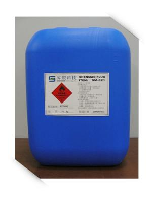 Shenmao SM-819-LF 1 Gallon Lead-Free Halide-Free No-Clean Liquid Flux (low solid content)